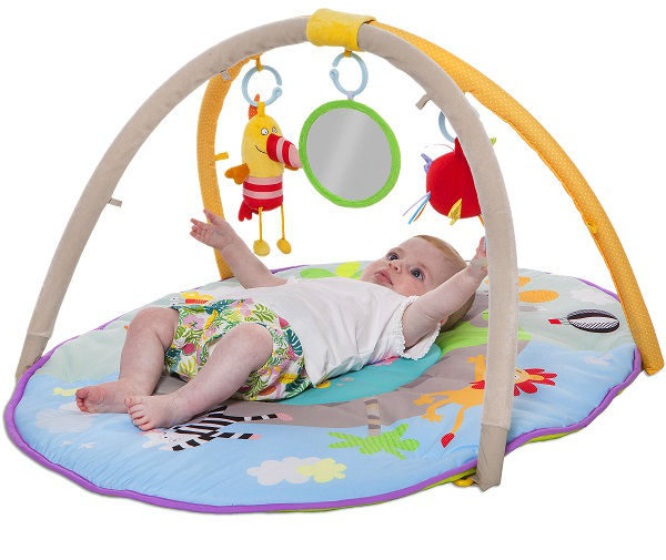 TAF Toys: Jungle Pals Gym
