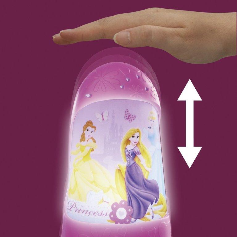 Disney Prinsesse Nattlampe