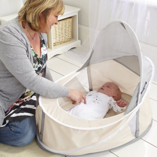 Reiseseng – Pop Up Travel Cot