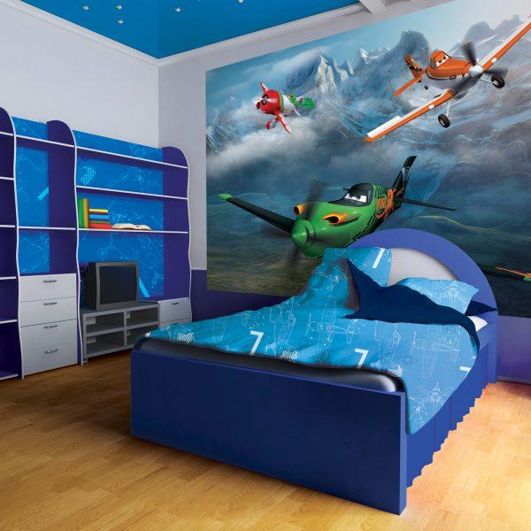 Disney Planes Veggdekor