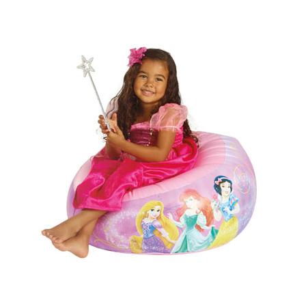 Disney Prinsesse Oppblåsbar Stol