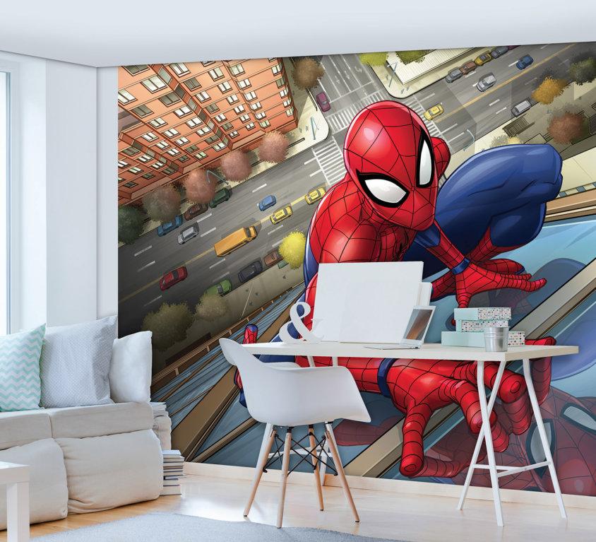 Spider-Man Veggdekor