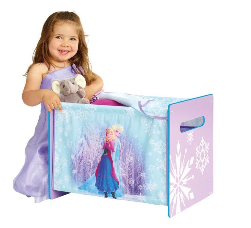 Komplett Barnerom Med Disney Frozen Barneseng
