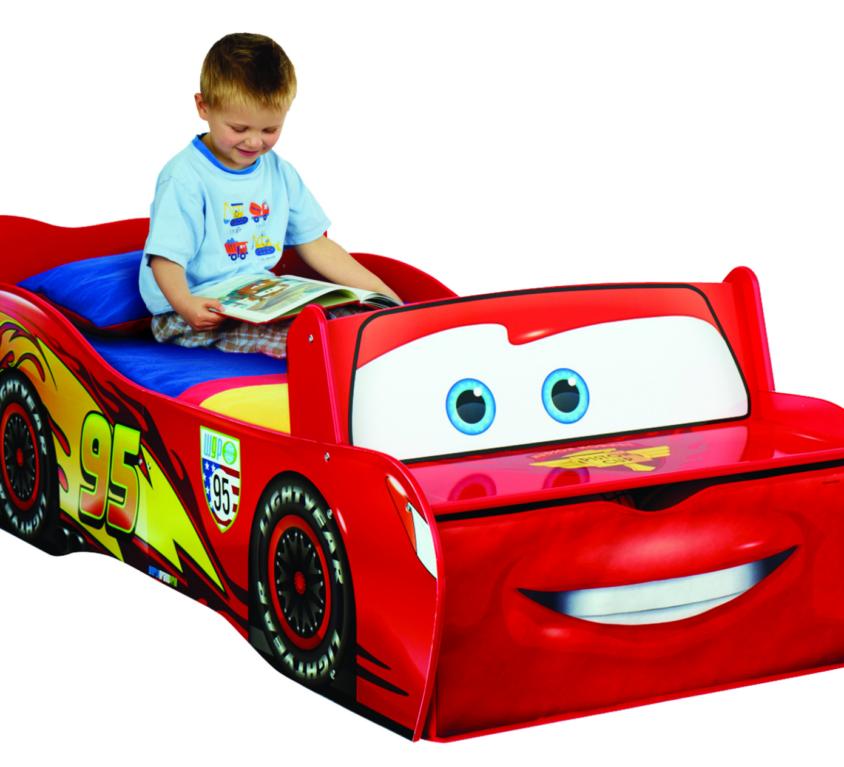 Disney Cars Lightning McQueen Bilseng