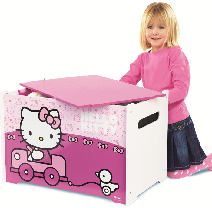 Hello Kitty Komplett Barnerom