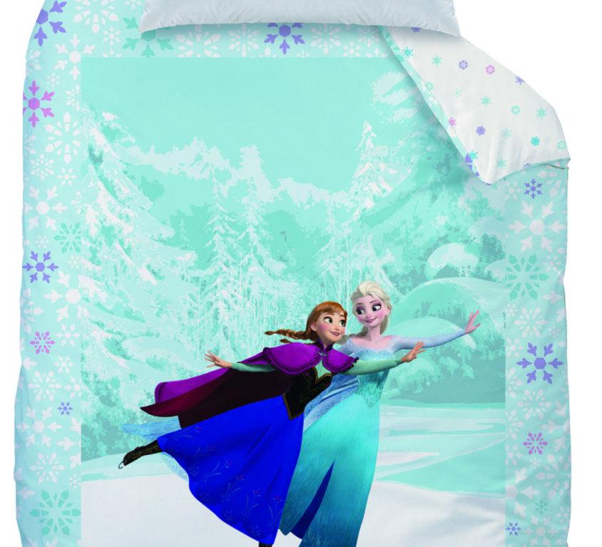 Komplett Sengepakke Med Disney Frozen Sledeseng