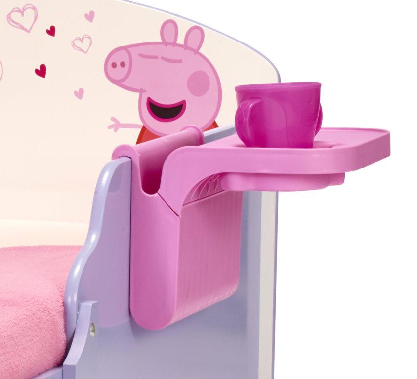 Peppa Pig Barneseng Med Oppbevaring