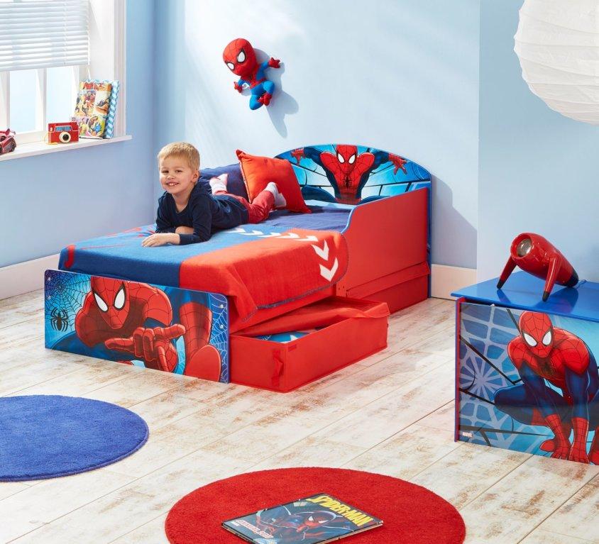 Spider-Man Komplett Barnerom