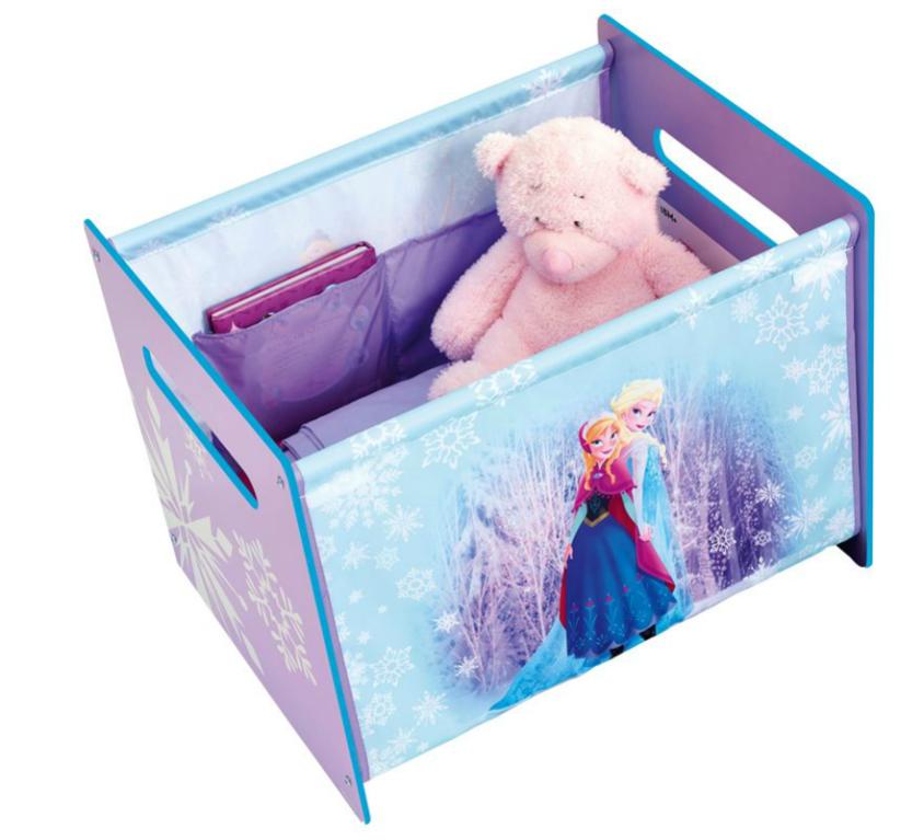 Komplett Barnerom Med Disney Frozen Sledeseng