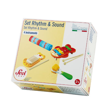 Set Rhythm & Sound