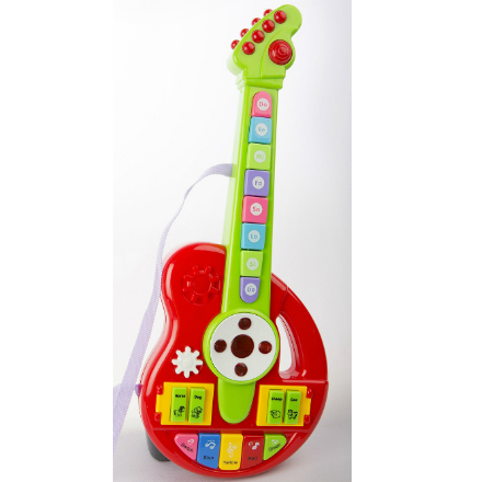 Cartoon Music Guitar