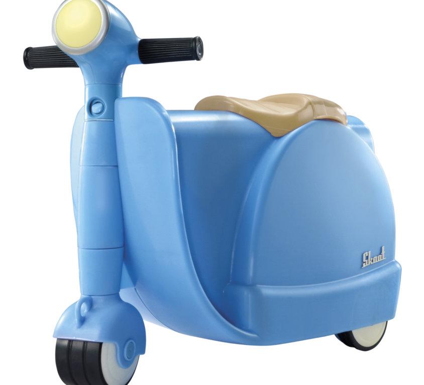 Skoot Barnekoffert – Blå