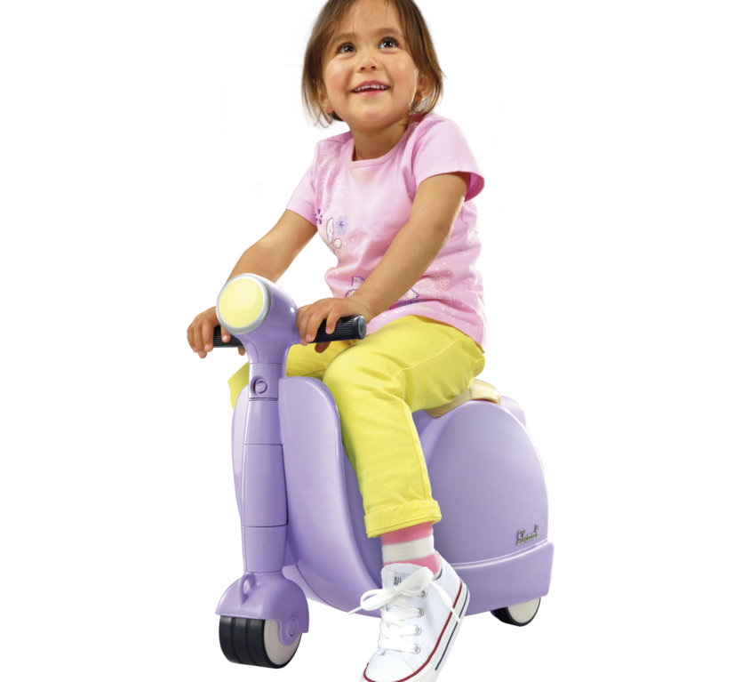 Skoot Barnekoffert – Lilla