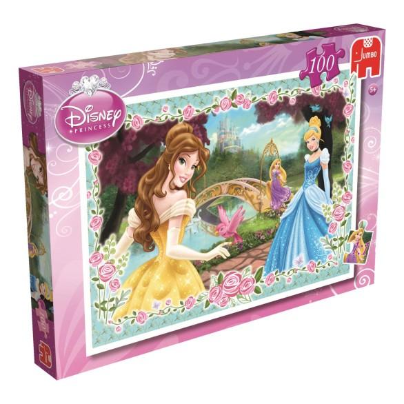 Disney Prinsesse Puslespill – 100 Biter