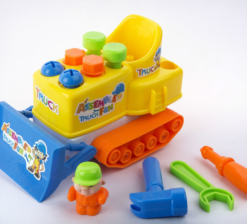 Assembled Truck Fun