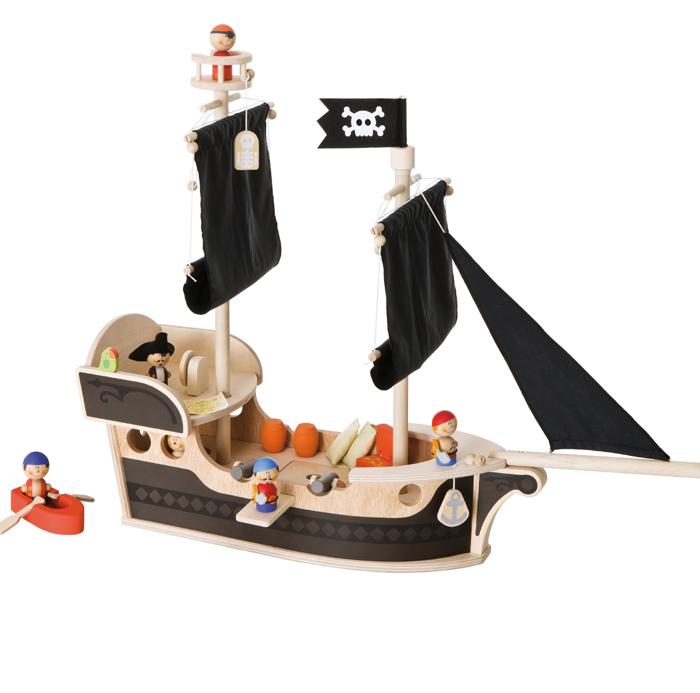Pirates Ship – 23 Deler