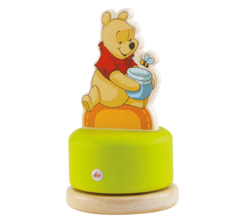 Winnie The Pooh Music Box Ball